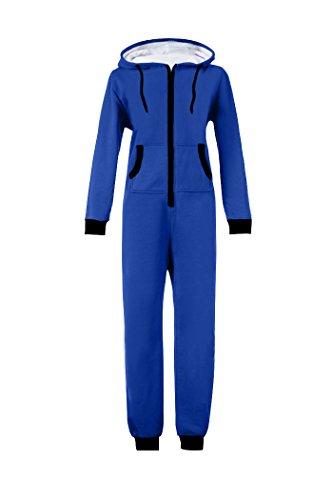 wotogold Dark Monopezzo Black Blue Uomo Zipper CrxrnwqREY