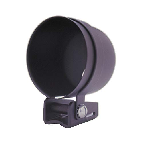 Auto Meter Gauge Cup Use With 2 5/8 Inch Mechanical Temp And Pressure Gauges(3204) (Dual Steering Gauge Pod Column)