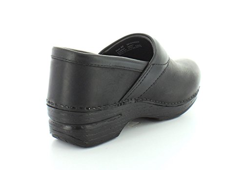 Dansko Womens Poppy Mule Black