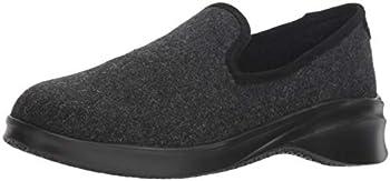 JSport by Jambu Women's Loon Wool Slip on Loafer Flat
