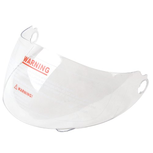 ccc6aa89 Replacement Clear Visor Face Shield for IV2 Helmets Model #936, Helmets -  Amazon Canada