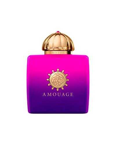 Amouage Myths Women by Amouage Eau De Parfum 3.3 oz