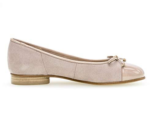 élégant chaussures ballerines D'été Antikrosa 102 loisirs Classiques Gabor ruban Femme 25 xpqWXnF40