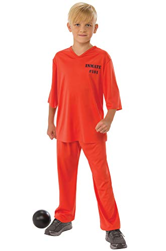 Rubie's Inmate Child's Costume, -