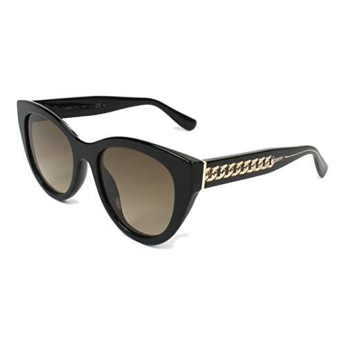 51ad1835f Jimmy Choo Chana/S HA 807, Gafas de Sol para Mujer, Negro (Black/Bw ...