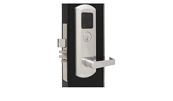 Tell Manufacturing CL100497 Classroom Lever Lock Satin Chrome Finish by Tell Manufacturing Inc.
