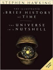"The Illustrated ""A Brief History of Time"" and ""The Universe in a Nutshell"" cover"