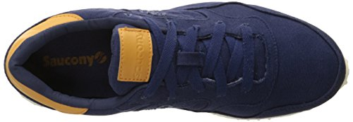Sneakers Saucony Dxn Trainer Navy Canvas