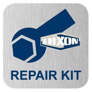 2LF2-B Dixon 3//8 ISO-B SEAL KIT EPDM 140086-3
