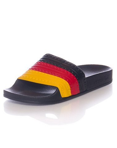 8eba670dc259f GERMANY ADILETTE FLAG SLIDE SANDAL  Amazon.co.uk  Shoes   Bags