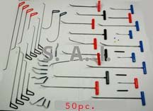 Paintless Dent Repair Removal PDR 50pc Tool set * MADE IN USA- SHIPS FAST! LIFETIME GUARANTEE- SAI: Making tools since 1992 by SAI
