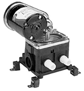 Jabsco 36600-0000 Marine PAR Diaphragm Belt Drive Bilge Pump