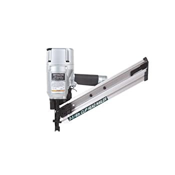 Hitachi NR83AA4 3-1/4Inch Paper Collated Framing Nailer