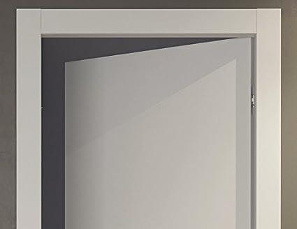 Modern Casings Frames For Interior Door White Silk Amazoncom