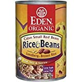 Eden Organic Cajun Rice & Beans, 15-Ounce Cans (Pack of 12) ( Value Bulk Multi-pack)