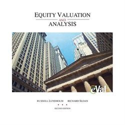 Equity Valuation and Analysis