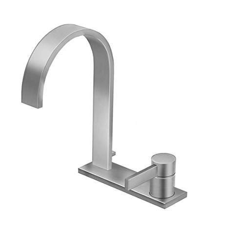 Dornbracht 33543782-060010 - Two-hole single-lever lavatory mixer with cover plate ()