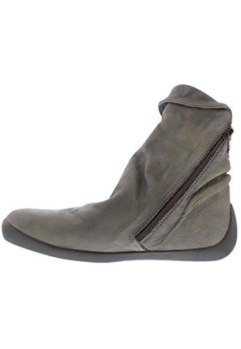 Softinos Nat332sof Washed Leather, Bottines Femme Beige (Taupe 011)