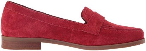 Franco Sarto Damen Valera Slip-On Loafer Lux Rot