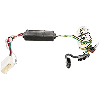 amazon com genuine toyota pt725 48140 towing wire harness tekonsha 118248 flat tow harness wiring package circuit protected modulite module
