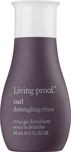 Price comparison product image Living Proof Curl Detangling Rinse for Unisex, 2 oz
