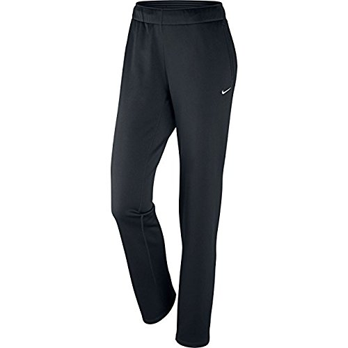 Women's Nike Therma Training Pant Black/White Size Medium