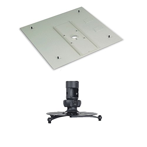 Premier Mounts SpiroLock Universal Projector Mount with False Ceiling Plate SPI-FCMA