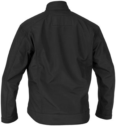 FirstGear Softshell Liner Men's Textile Sports Bike Motorcycle Jacket - Black / Large by Firstgear (Image #1)