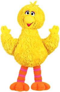 Gund Sesame Street Big Bird Stuffed Animal