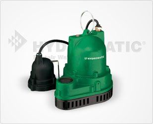 Hydromatic D-A1 Submersible Sump Pump
