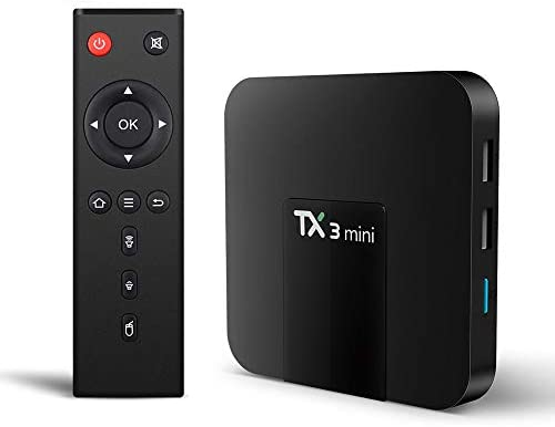 Sofobod TX3 Mini 8.1 Smart TV Box 2GB/16GB 4K TV Amlogic S905W Quad Core H.265 Decoding 2.4GHz WiFi: Amazon.es: Electrónica