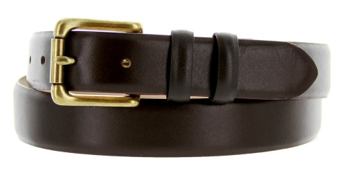 Arthur Men's Genuine Italian Calfskin Leather Dress Belt 30mm 1-1/8