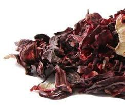 Herbs: Hibiscus ~ Organic Dried Flower Petals ~ 1 oz ~ Ravenz Roost Herbs (Organic Flowers Dried Hibiscus)