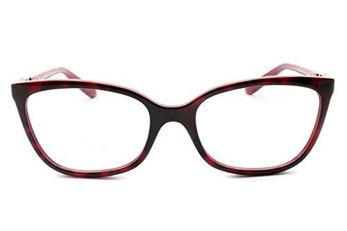 c71ae0c8d3783 Óculos de Grau Grazi Massafera GZ3038 F066 Tartaruga Vermelho Com Cristais  Da SWAROVSKI Lente Tam 53
