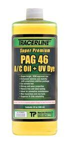 Tracerline HBF-TD46PQ Super Premium PAG 46 A-C Oil with UV Dye - 1 qt.