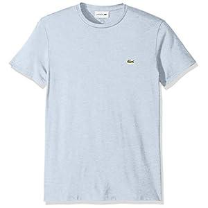 Lacoste Men's S/S Pima Crewneck T-Shirt
