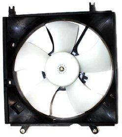 TYC 600460 Toyota Rav4 Replacement Radiator Cooling Fan ()
