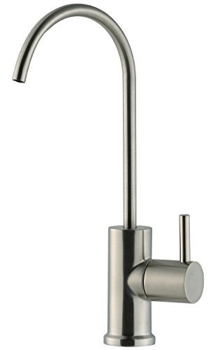 Matte Black Finished Meets cUPC NSF AB1953 Lead Free Derengge FK-258-MT-CON-C Single Handle Pull-Down Kitchen Faucet,1 Hole Installation