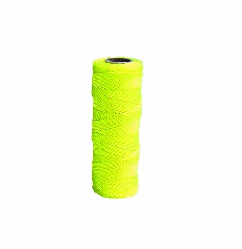 Bon 11-873 350-Feet Neon Yellow EZC Twisted Nylon Mason Line