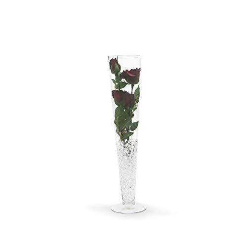 - WGV Clear Pilsner Glass Trumpet Vase 4