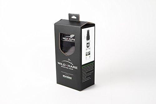 Wild Hare Shooting Gear Shotgun Cleaning Kit Wild Hare Universal Shotgun Cleaning Kit, Black by Wild Hare Shooting Gear