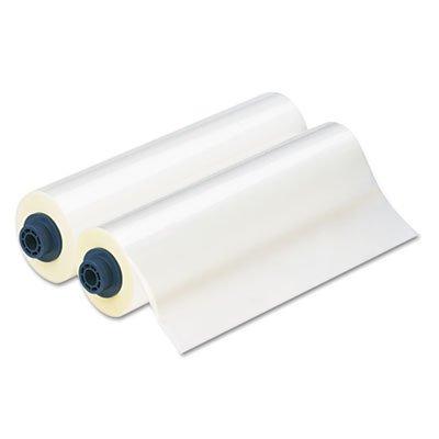 (GBC EZLoad Laminating Roll Film - 12amp;quot; Width x 300ft Length x 1.7mil - 2 / Box - Clear)