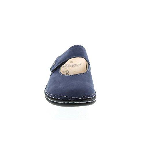 FinnComfort Blu Mule 2552373097 Donna Denim STANFORD 47r4qUv