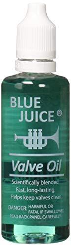 Aceite de válvula de jugo azul