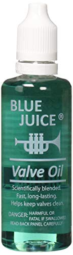 Blue Juice Valve Oil from Blue Juice