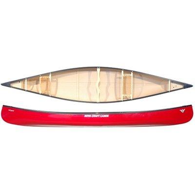 Nova Craft Bob Special 15' Fiberglass Canoe Sand