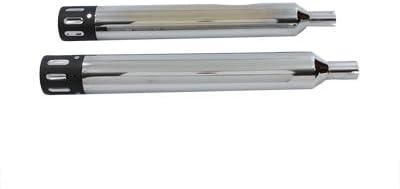 """V-Twin 30-0845 Revolver Style Tip For 4/"""" Muffler"""