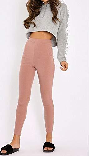 Gris Femmes Capuche Pulls Sport Jumpers Pullover Shirts Blouses Casual Hauts Automne Sweats Sweat Longues et Printemps Manches Imprime Court Tops SqHIEE