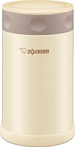 Zojirushi SW-FCE75CC Food Jar, 25-Ounce, Cream by Zojirushi