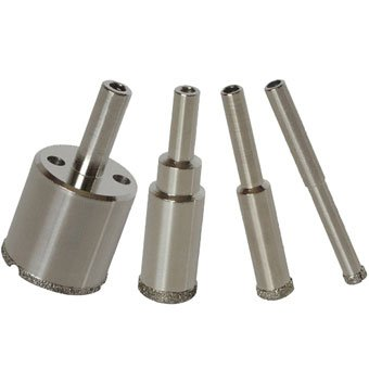 6mm Tomecanic Wet Porcelain Drill Bit 349120 1//4